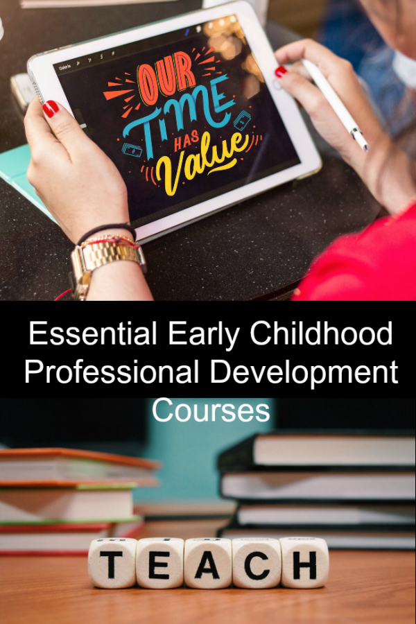 Essential Early Childhood Professional Development Courses from ChildCare Education Institute