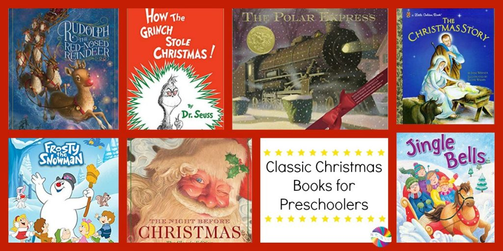 Classic Christmas Books for Preschoolers