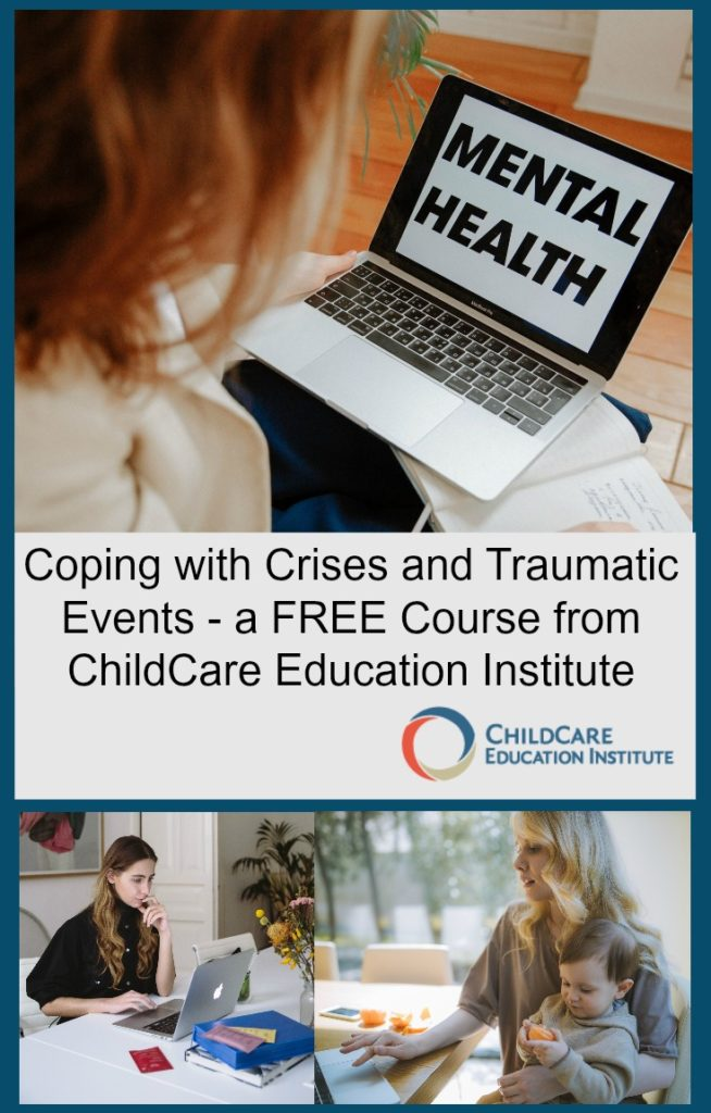Coping with Crises and Traumatic Events Course from CCEI